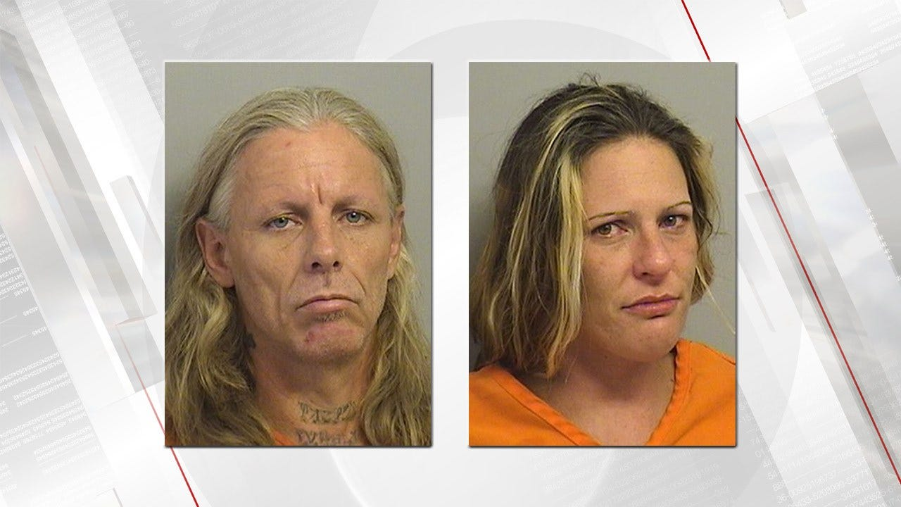 Tulsa Couple Arrested For Child Neglect