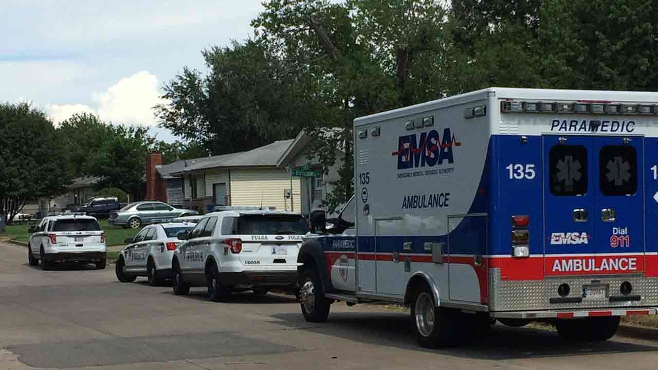 Tulsa Police: Man On The Run After Shooting At Mother, Brother