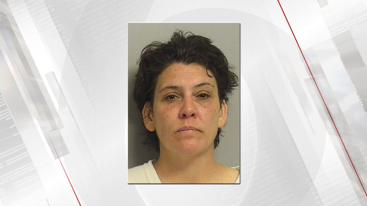 Tulsa Woman Arrested After 5-Year-Old Daughter Found Alone
