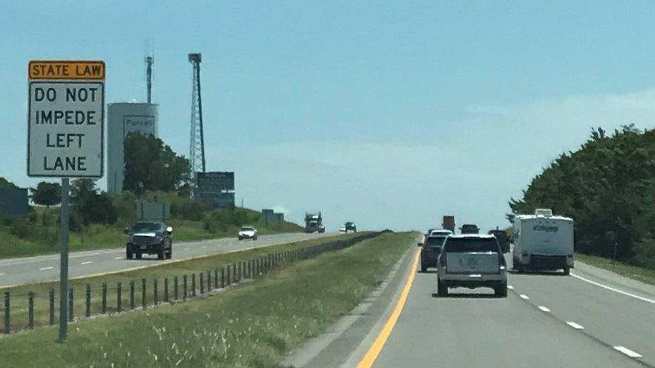 Oklahoma Left Lane Law Restrictions Begin In November