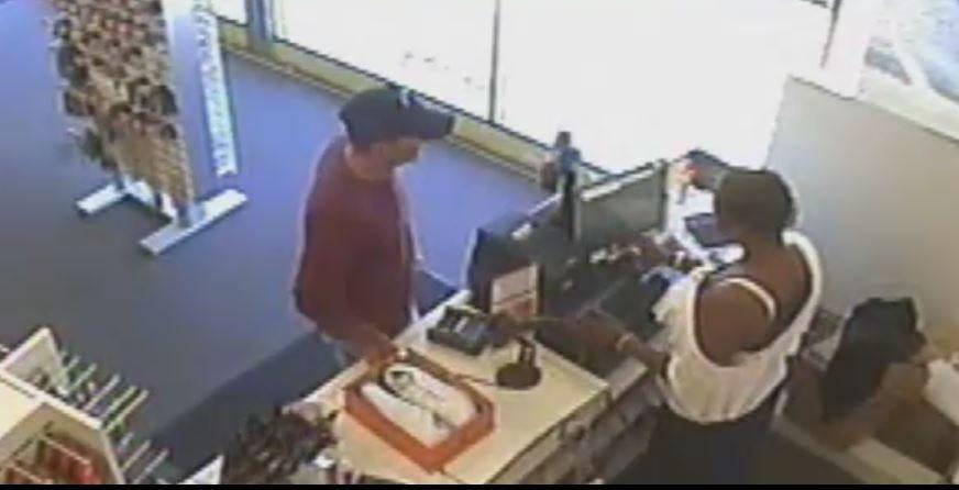 Tulsa Police Seek Help To ID Armed Robbery Suspect