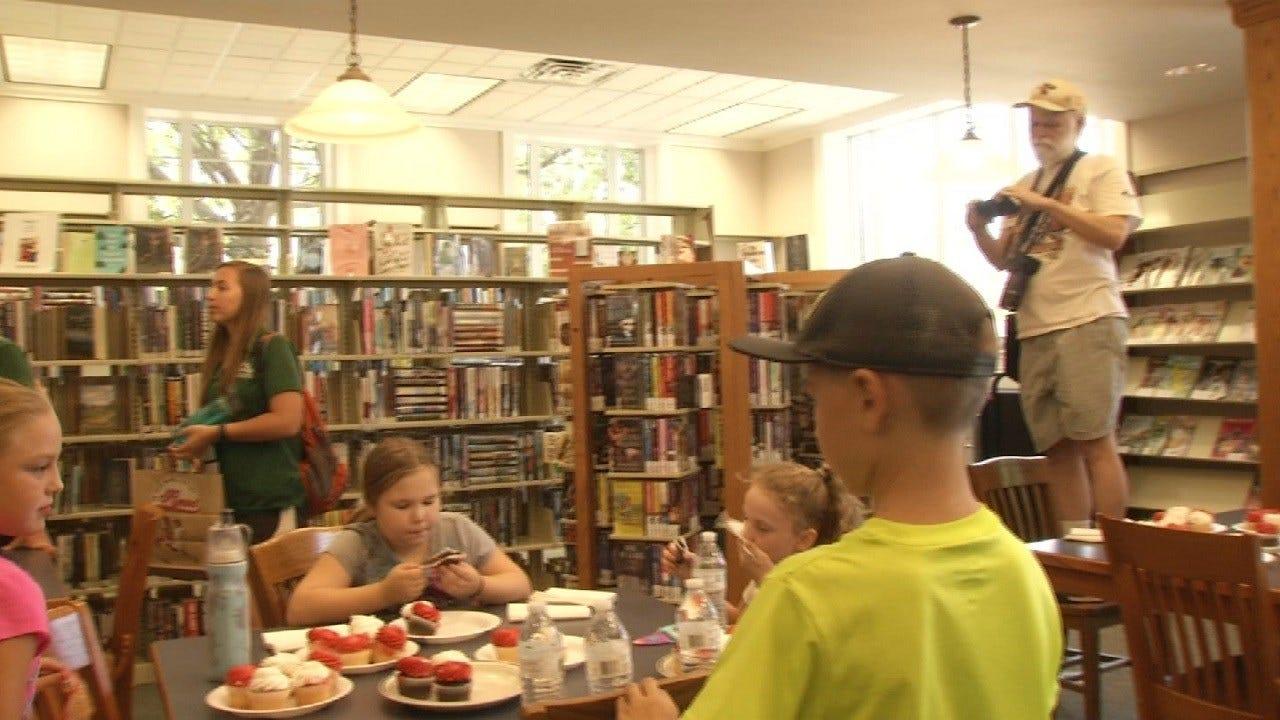 Collinsville Library Celebrates 100th Birthday