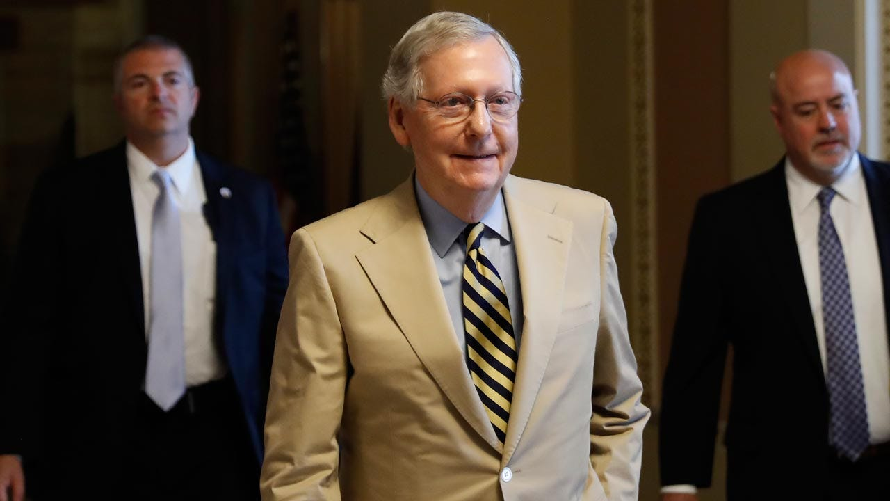 McConnell's Latest Obamacare Repeal Strategy Dies In Senate
