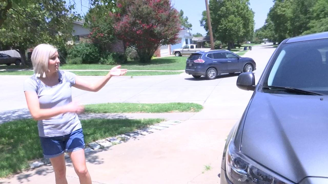 Tulsa Family Frustrated After TPD Cancels Burglary Alarm Call