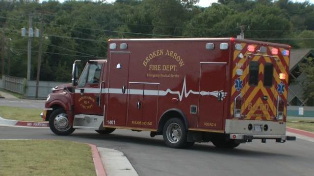 Broken Arrow Fire Department Adds Seventh Ambulance