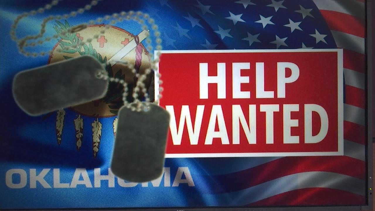 Help For Unemployed Oklahoma Veterans