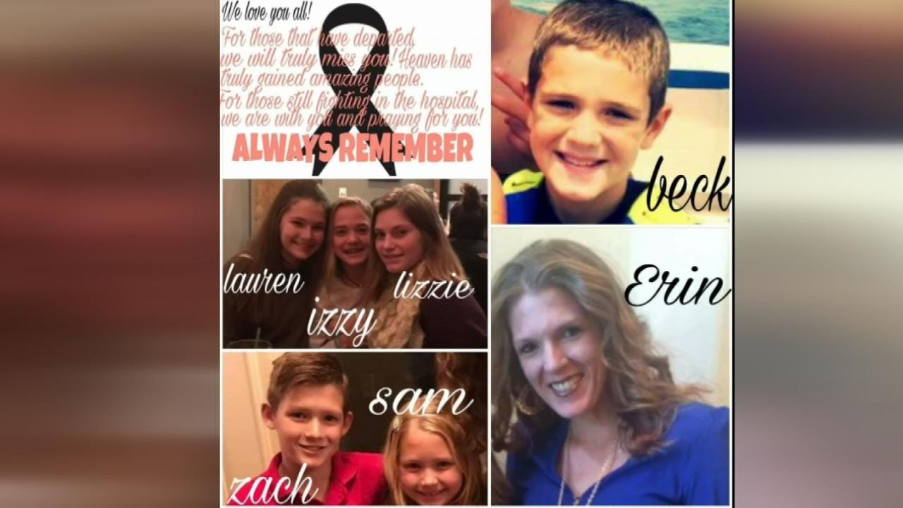 Jenks Community Providing Free Counseling After Fatal Crash
