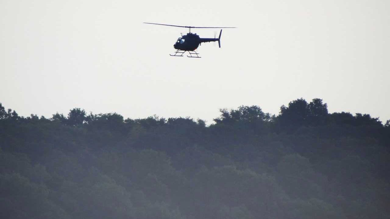 Man Swallows 30 Pills, Is Saved During Southeast Oklahoma Seizure Of 100 Marijuana Plants