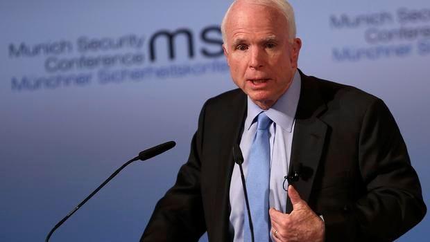 Senator John McCain Diagnosed With Cancerous Brain Tumor, Daughter Says