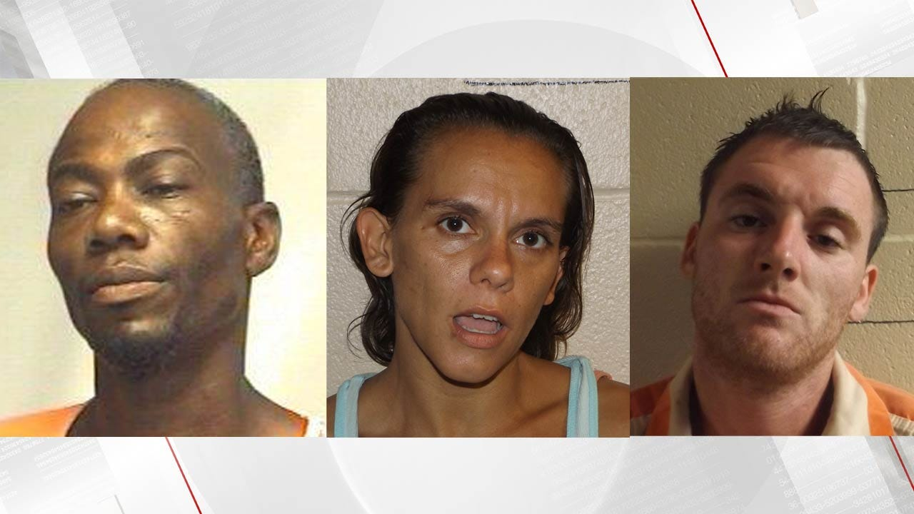 Three Arrested After Man's Body Found In McCurtain County Well