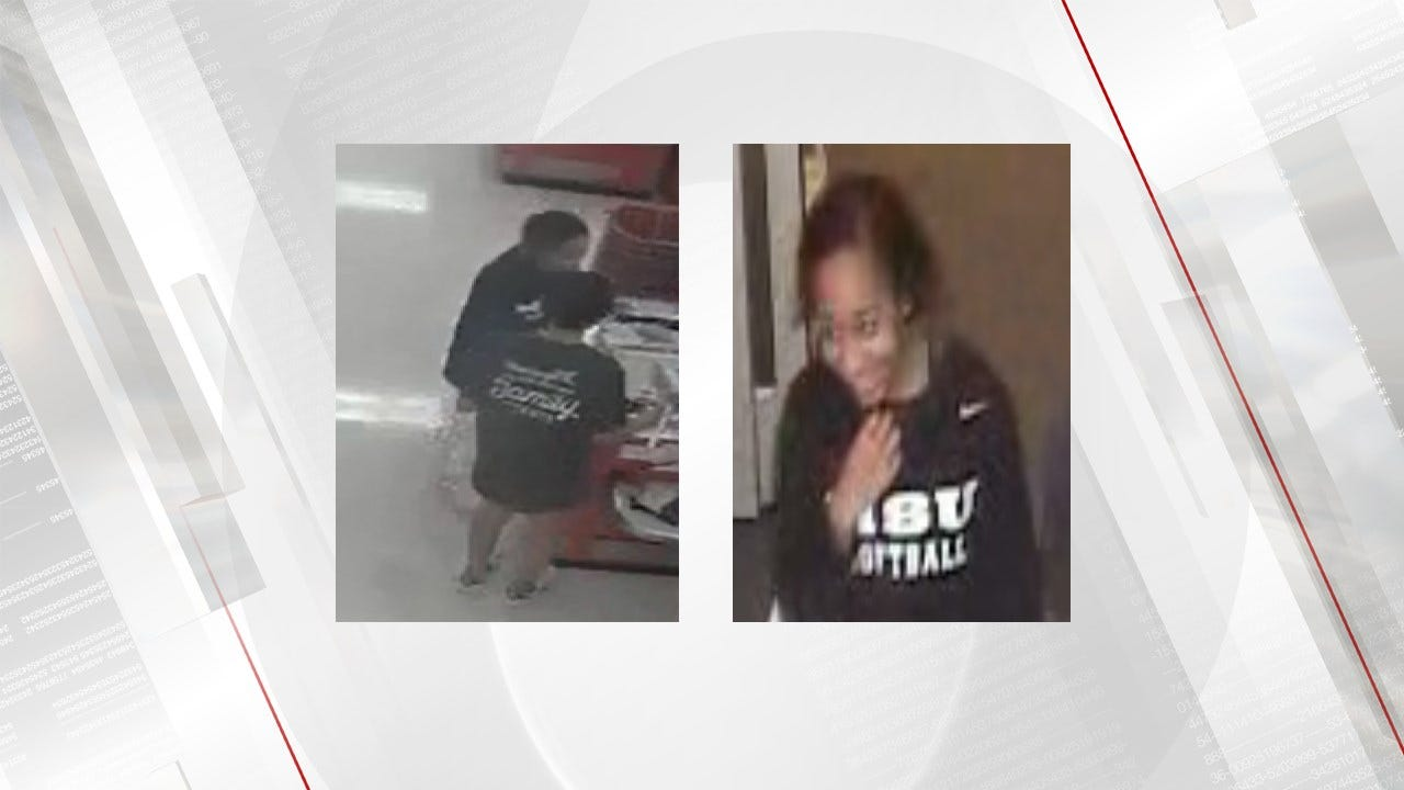 TPD Asks For Help Identifying Two Women Who Used Lost Debit Card At Store