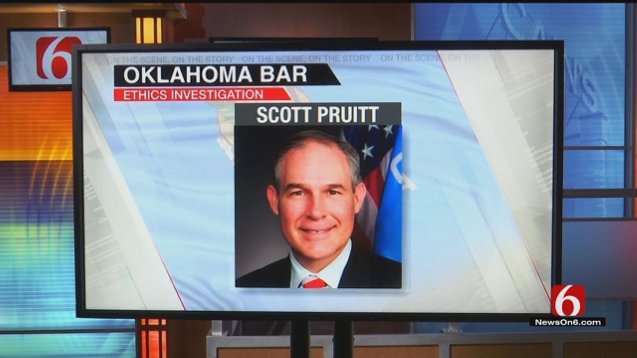 U.S. Senator Says Scott Pruitt Was Evasive, Misleading During EPA Hearings