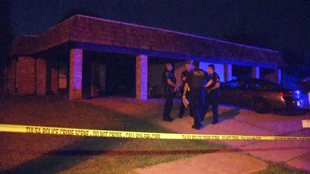 Tulsa Woman Arrested For Fatally Shooting Her Husband