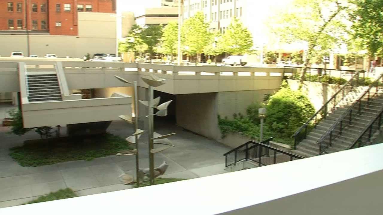 Debate Resumes On Proposed Downtown Tulsa Parking Garage
