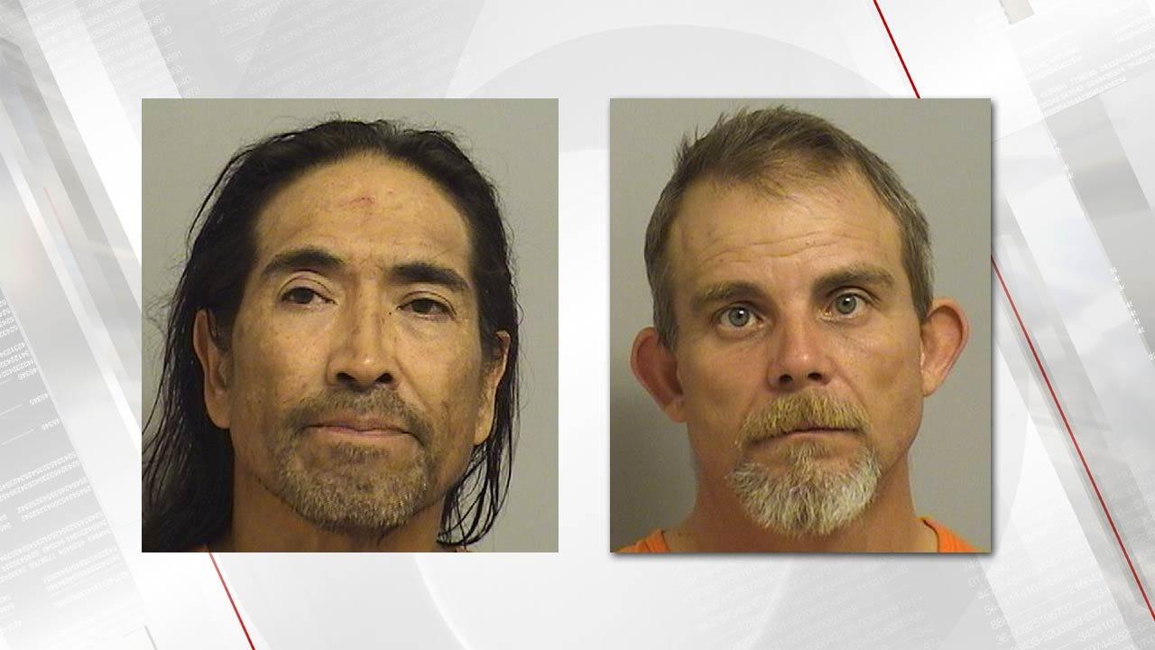 Deputies Find Meth Lab Inside Tent On Tulsa County Levee