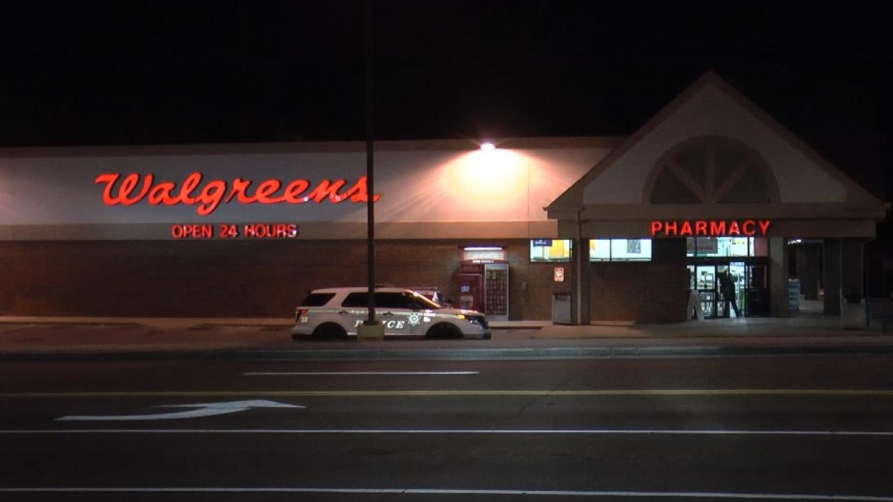 Man Robs Tulsa Walgreens Store
