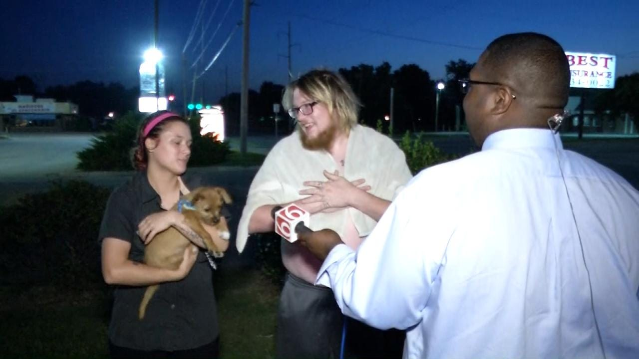 Tulsa Couple Gets Their Dog And Car Back After Both Are Stolen