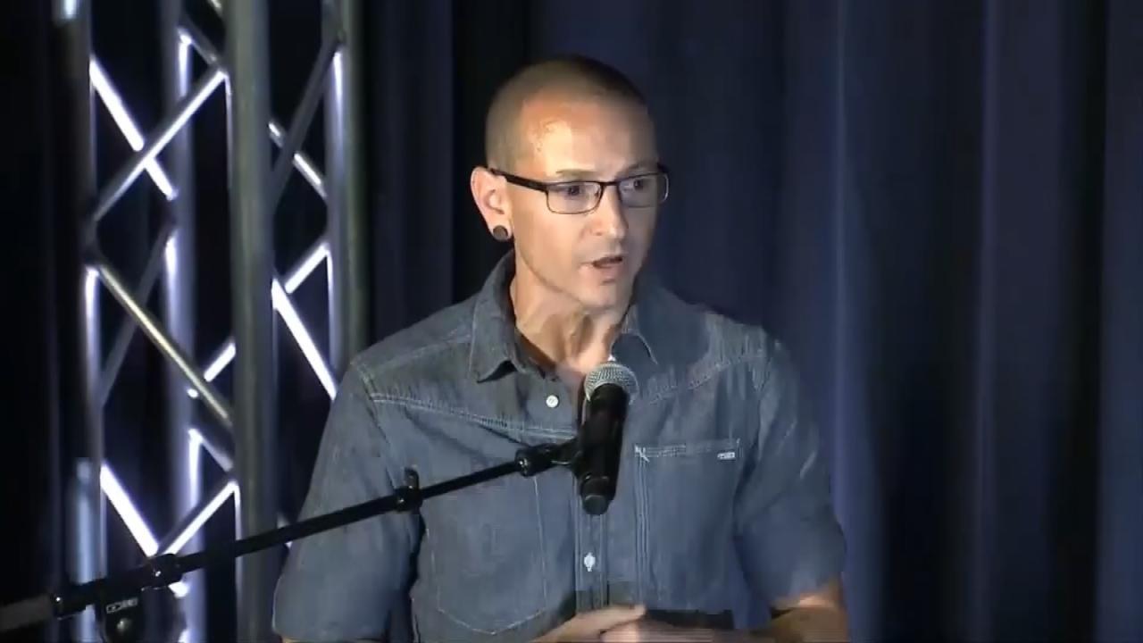 Chester Bennington, Linkin Park Singer, Dead At 41