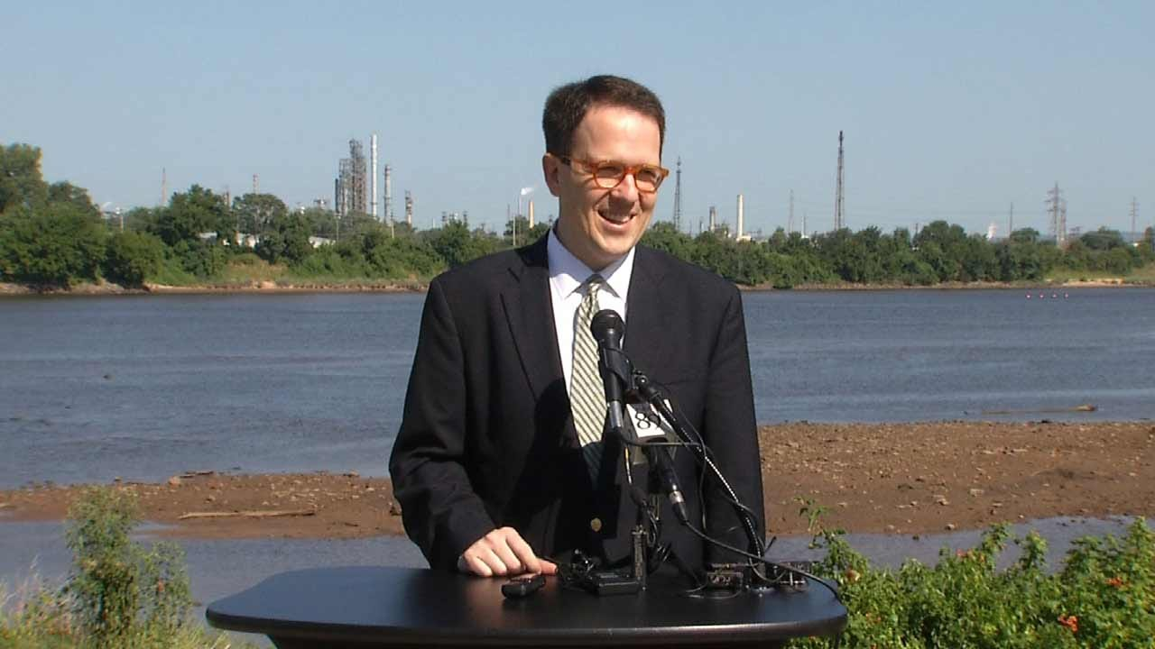 Mayor Encourages Participation In Tulsa's Great Raft Race