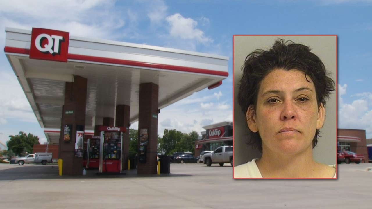 Tulsa Mom Charged With Child Abuse, Neglect