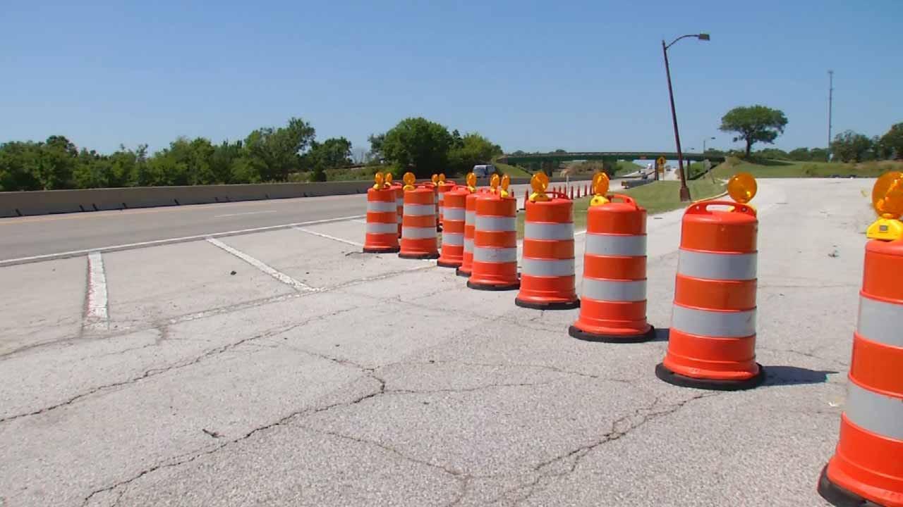 Widening Of Turner Turnpike Between Tulsa, Kellyville Begins Soon