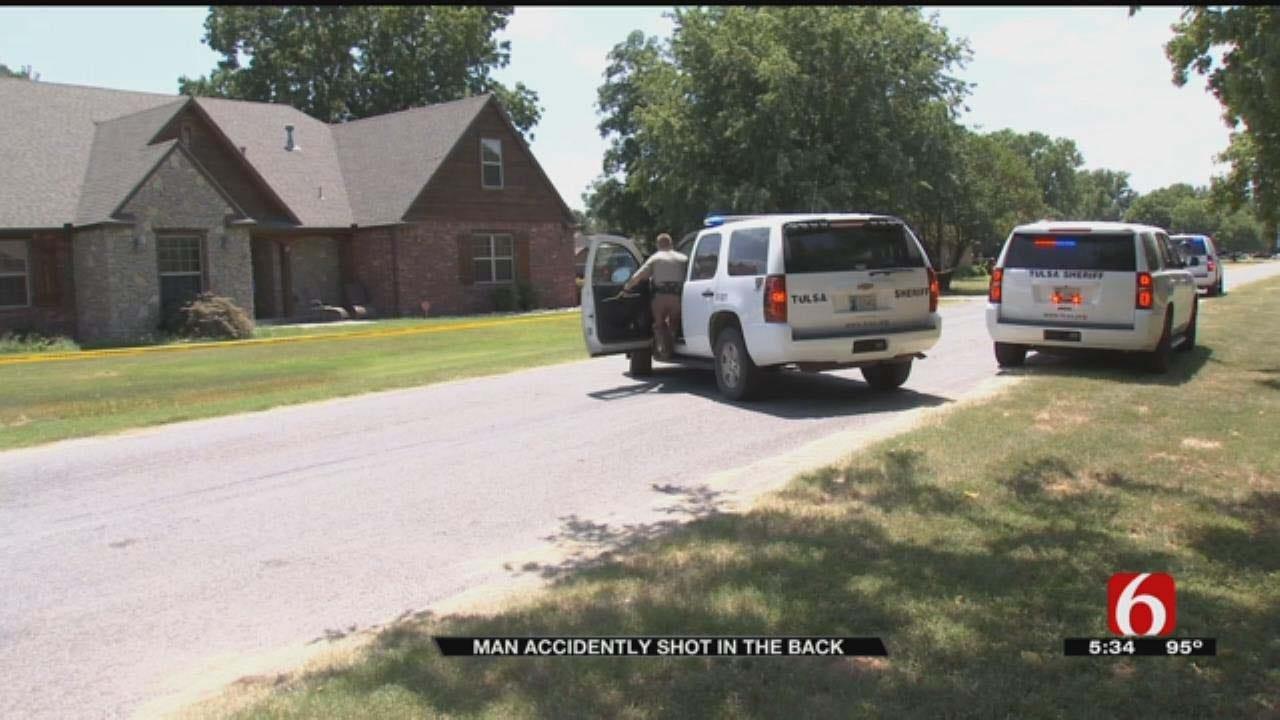 Arkansas Man Shot While At Baby Shower In Tulsa County