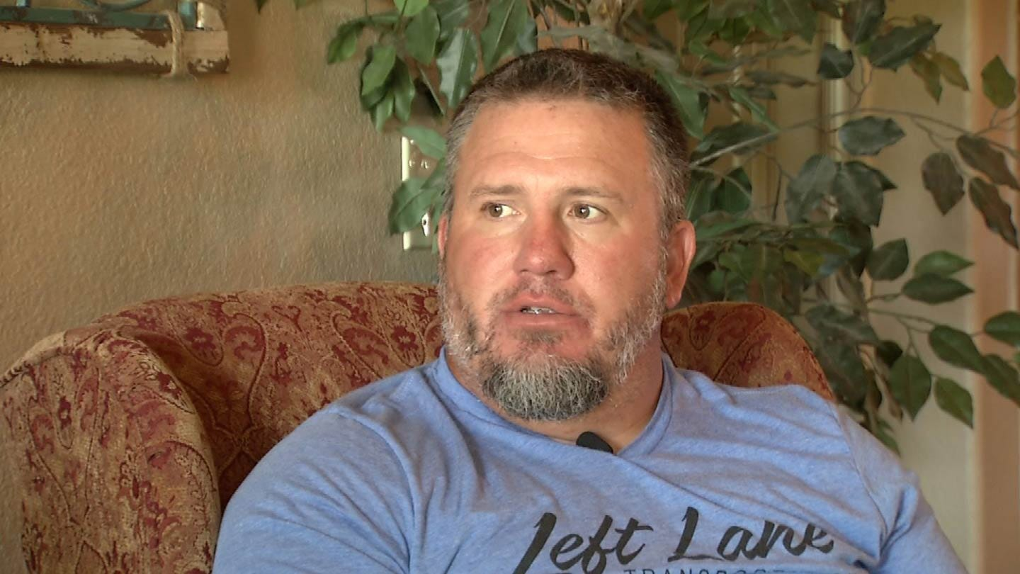 Family Has Message For Thieves Who Broke Into Their Inola Home, Stole Valuables