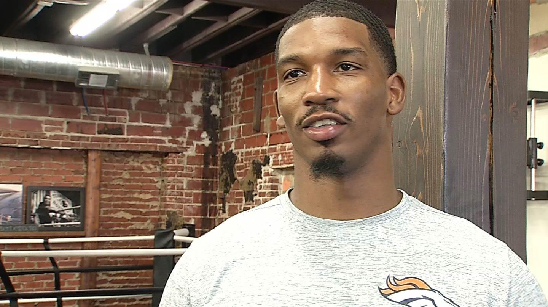 Former BTW Standout Dante Barnett Preps For Denver Broncos Training Camp