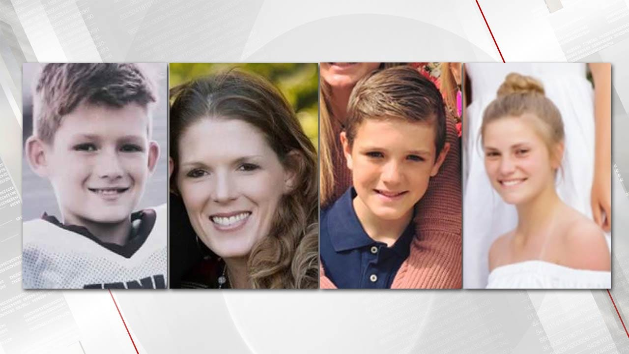 Joint Funerals Held For Jenks Crash Victims This Week
