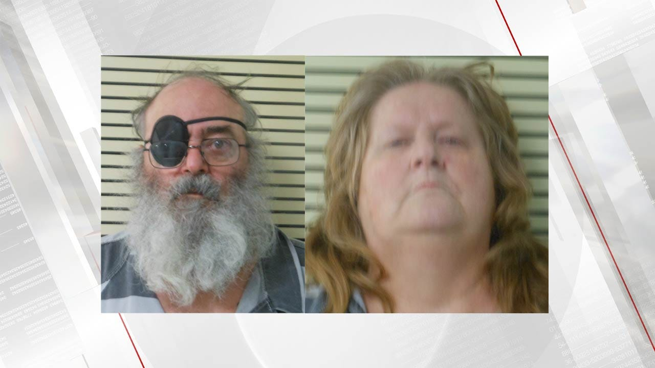 Teen Found In Grandparents' Home During Wagoner County Drug Search
