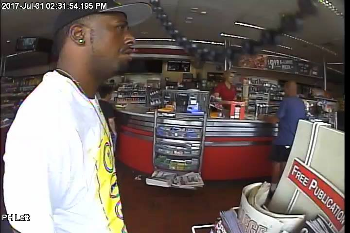 TPD Seeks ID Of Man Wanted For Questioning In Vehicle Burglary