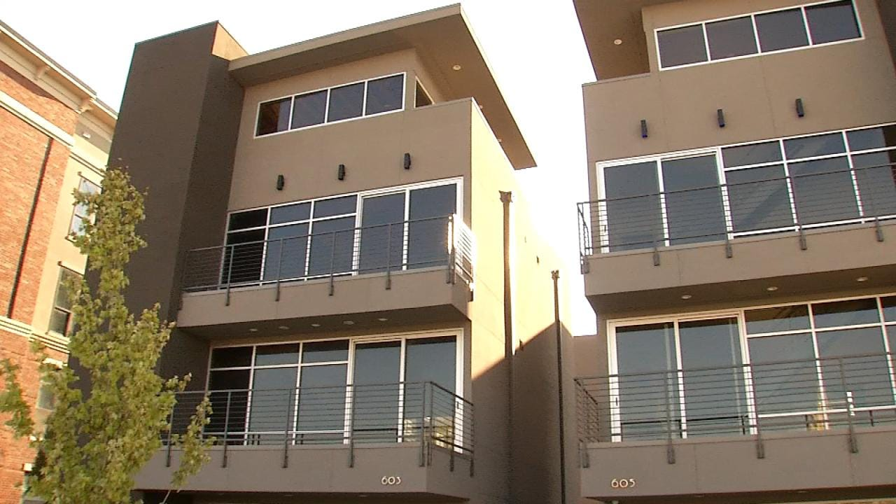 Tulsa Downtown Townhouses Starting To Sell
