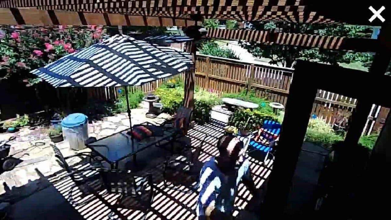 Midtown Tulsa Burglars Caught On Home Surveillance Video