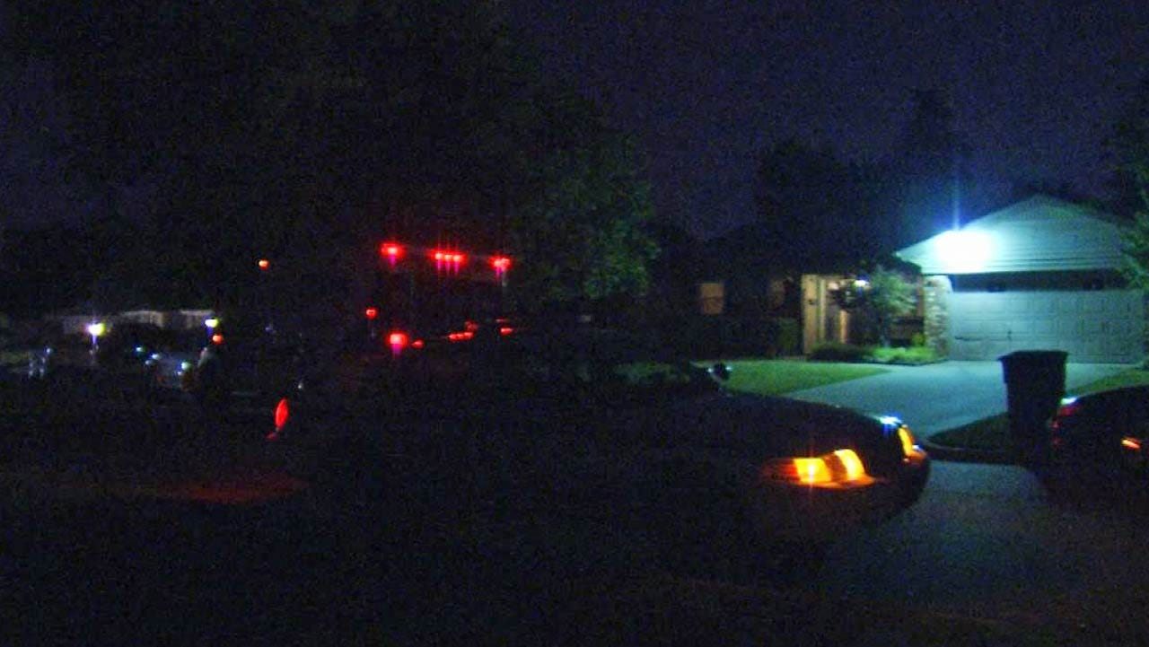 Resident Fires Gun After Hammer Breaks Tulsa Home's Window