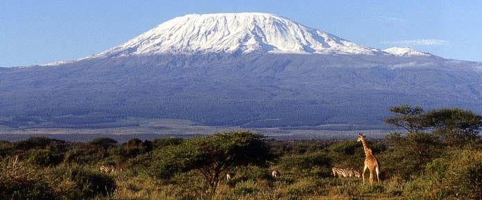 8-Year-Old Florida Girl Is Youngest To Climb Mount Kilimanjaro