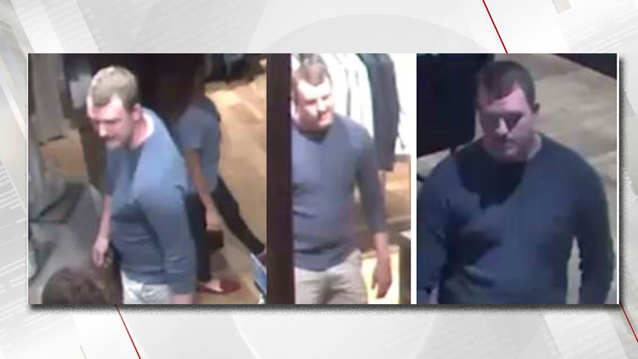 Man Wanted For Recording Women In Tulsa Mall Changing Room