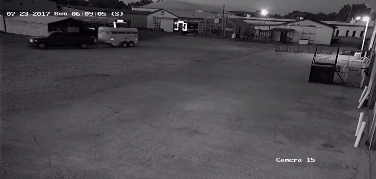 Okmulgee County Deputies Seek To ID Person After Failed Trailer Theft