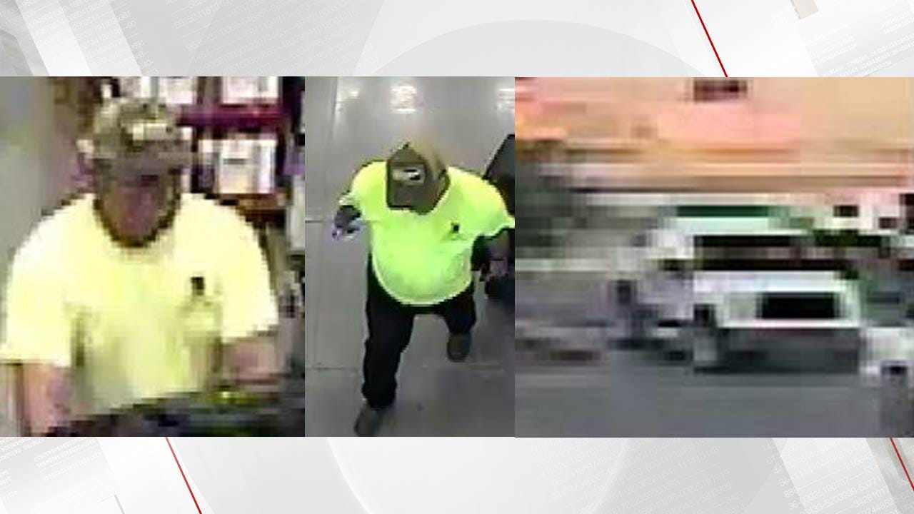 Person Of Interest In Tahlequah Theft Sought By Police
