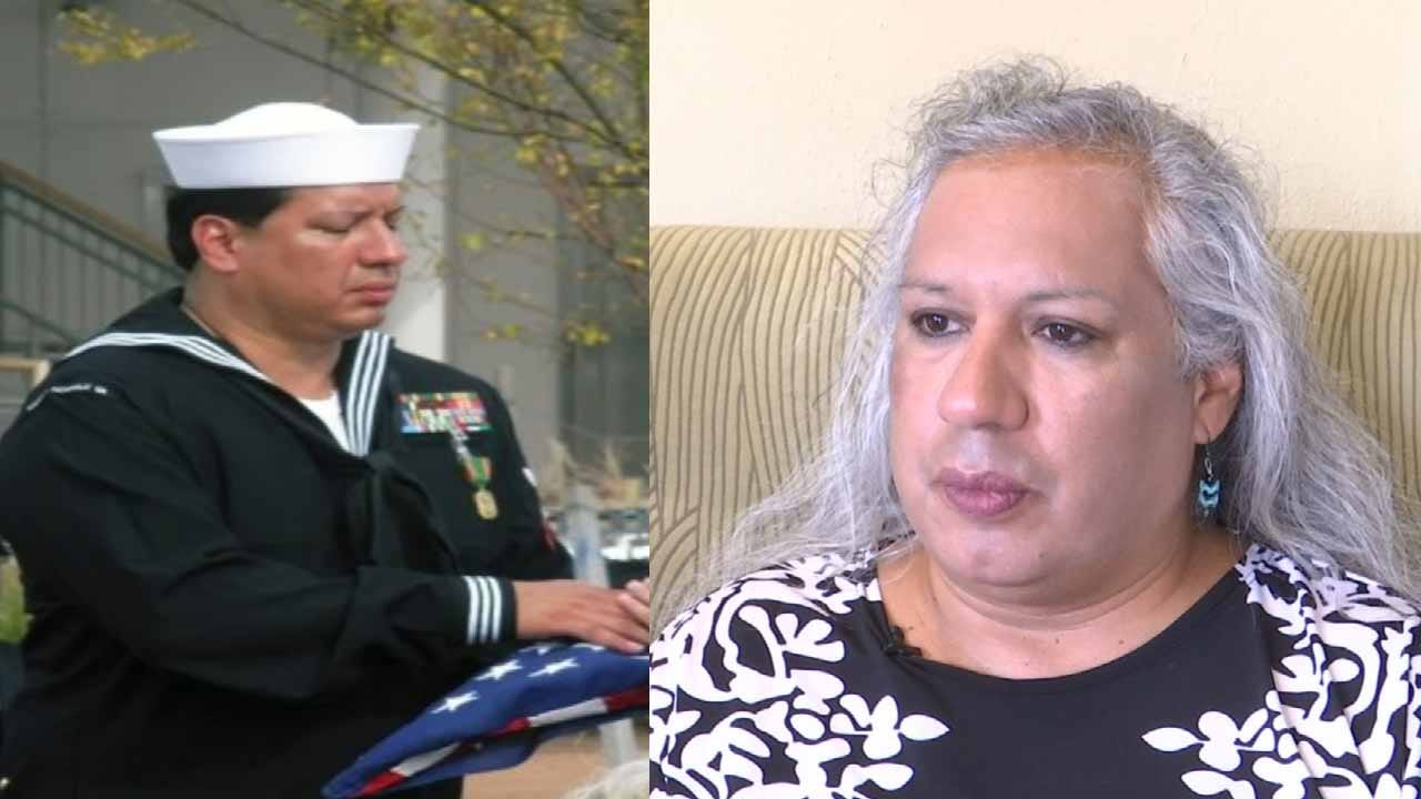 Transgender Green Country Veteran Frustrated With President Trump's Tweets