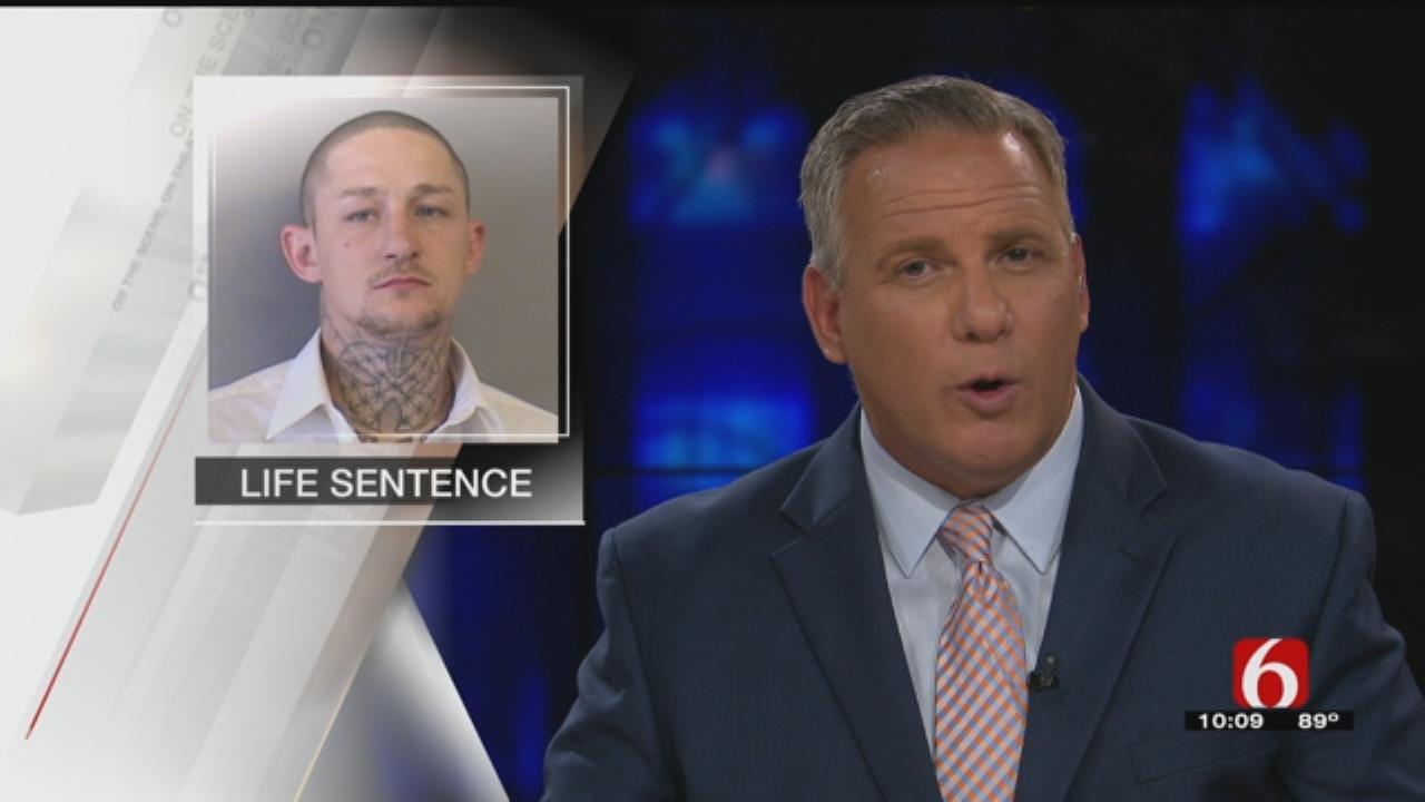 Tulsa Man Gets Life In Prison For Road-Rage Assault