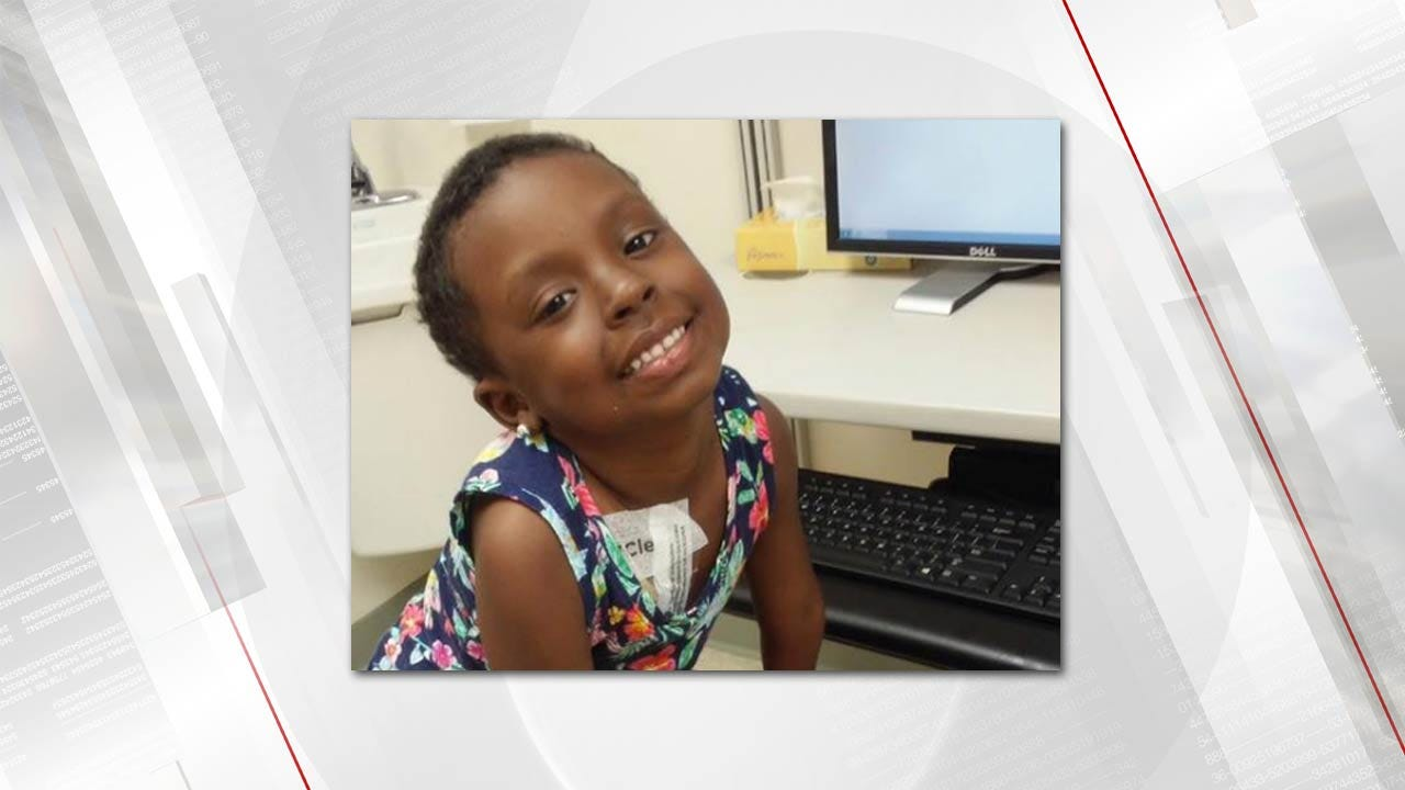 Tulsa Police To Provide Honor Guard For 5-Year-Old's Funeral