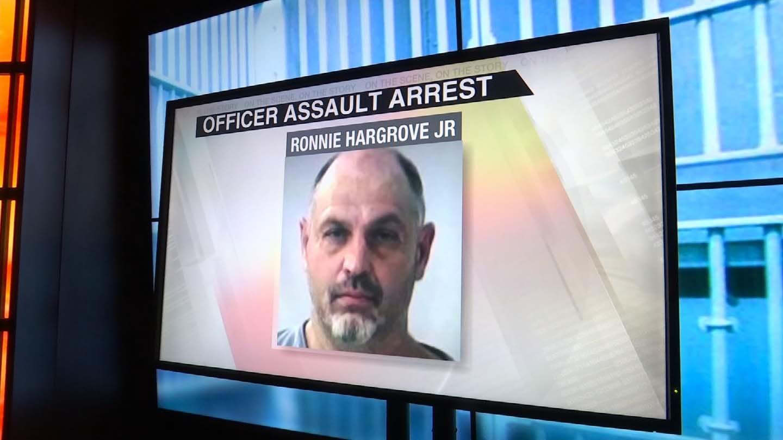 Cleveland Man Assaulted An Officer During Arrest