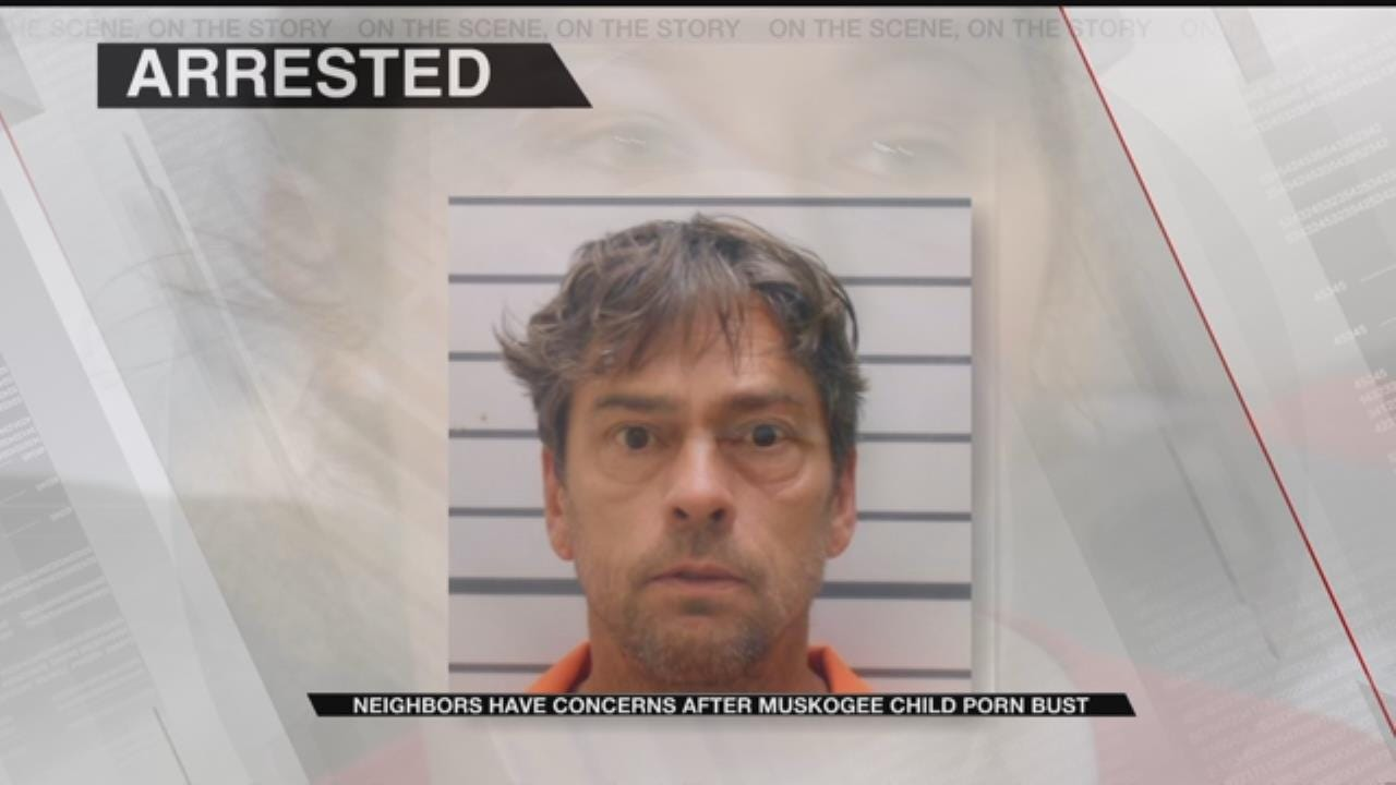 Muskogee Man Arrested For Thousands Of Child Porn Images