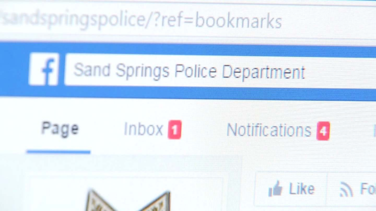 Sand Springs Chief: Don't Report Crime On Social Media Instead Of To Police