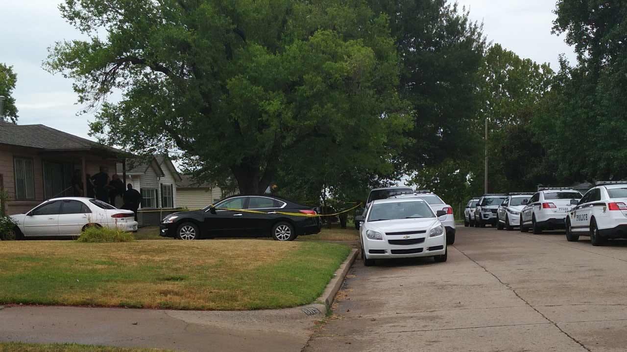 Tulsa Couple Found Dead In Apparent Murder-Suicide