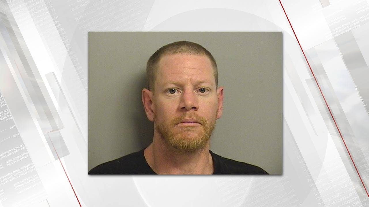 Tulsa Man Charged With 3 Counts Of Child Sexual Abuse