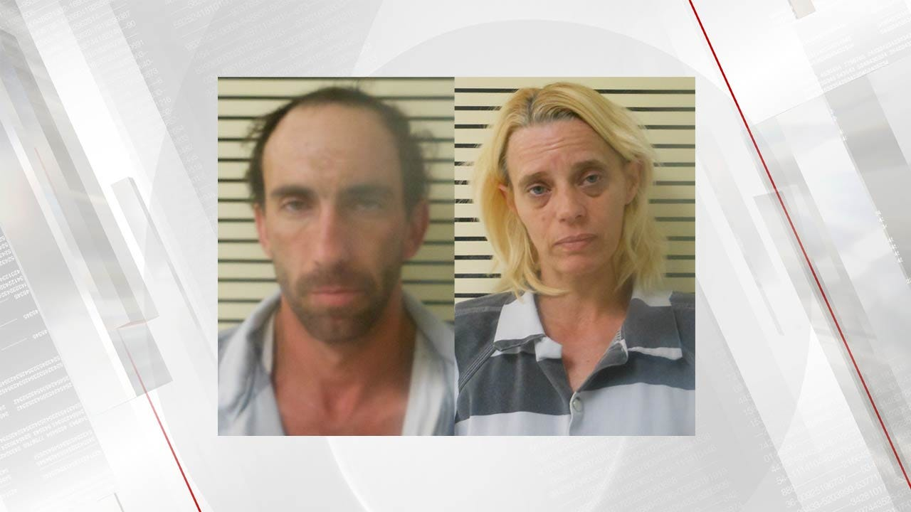Two Arrested After Drugs Found In Wagoner County Home