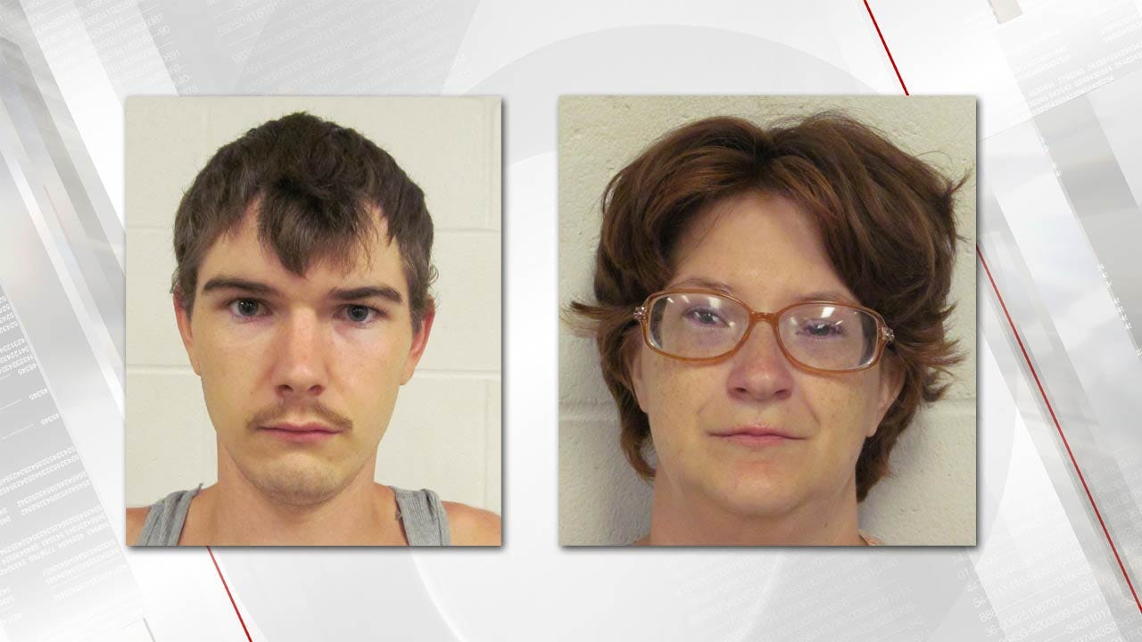 Two Arrested For Sexual Abuse Of 4-Year-Old Girl, Sapulpa Police Say