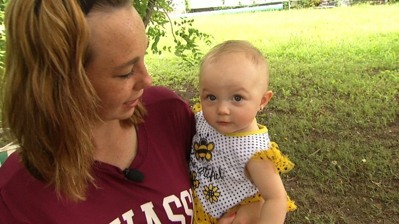 Cleveland Mom 'Did Everything Right' After Learning Of Baby's Suspected Abuse From Dad