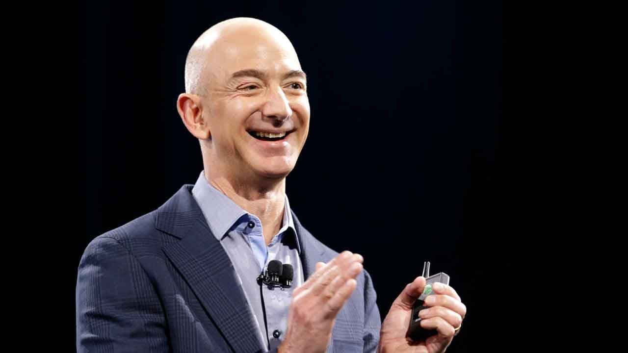 Jeff Bezos Donates $100 Million To US Food Banks